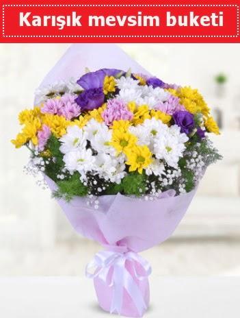 Karışık Kır Çiçeği Buketi  Bayburt güvenli kaliteli hızlı çiçek