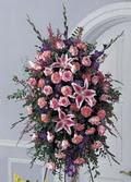 Bayburt çiçek yolla  ferforje tanzim kazablankadan