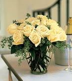 Bayburt çiçek siparişi sitesi  11 adet sari gül mika yada cam vazo tanzim