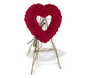 Bayburt internetten çiçek satışı  karanfillerden kalp pano
