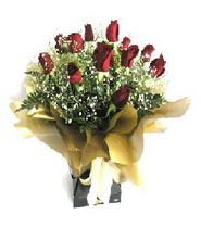 Bayburt internetten çiçek siparişi  11 adet kirmizi gül  buketi