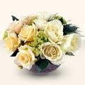 Bayburt güvenli kaliteli hızlı çiçek  9 adet sari gül cam yada mika vazo da  Bayburt İnternetten çiçek siparişi