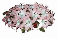 yapay karisik çiçek sepeti   Bayburt çiçekçi mağazası
