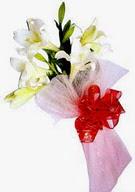 Bayburt çiçek , çiçekçi , çiçekçilik  ince vazoda gerbera ve ayi