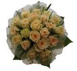12 adet sari güllerden buket   Bayburt uluslararası çiçek gönderme