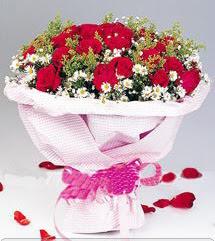 Bayburt internetten çiçek satışı  12 ADET KIRMIZI GÜL BUKETI