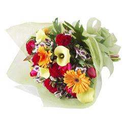 karisik mevsim buketi   Bayburt online çiçekçi , çiçek siparişi