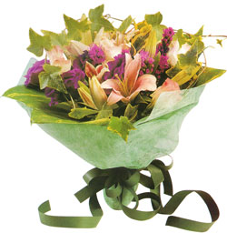 karisik mevsim buketi anneler günü ve sevilenlere  Bayburt çiçekçi mağazası