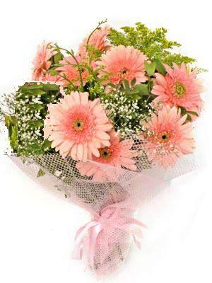Bayburt çiçek satışı  11 adet gerbera çiçegi buketi