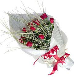 Bayburt yurtiçi ve yurtdışı çiçek siparişi  11 adet kirmizi gül buket- Her gönderim için ideal