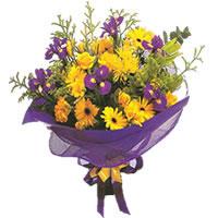 Bayburt çiçek gönderme sitemiz güvenlidir  Karisik mevsim demeti karisik çiçekler