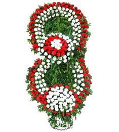 Görsel Cenaze çiçek , cenaze çiçek , çelengi  Bayburt uluslararası çiçek gönderme