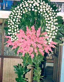 Cenaze çelenk , cenaze çiçekleri , çelengi  Bayburt internetten çiçek satışı
