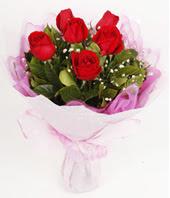 9 adet kaliteli görsel kirmizi gül  Bayburt çiçek gönderme