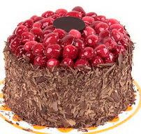 çikolatali franbuazli yas pasta 4 ila 6  Bayburt çiçek gönderme