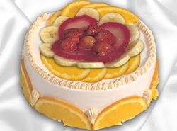 leziz pastane 4 ile 6 kisilik yas pasta meyvali yaspasta  Bayburt kaliteli taze ve ucuz çiçekler
