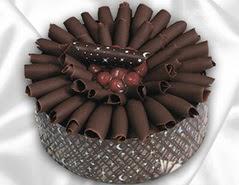 online pasta satisi 4 ile 6 kisilik çikolatali meyvali yaspasta  Bayburt cicekciler , cicek siparisi