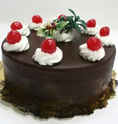 4 ile 6 kisilik yas pasta çikolatali taze pastaci  Bayburt anneler günü çiçek yolla