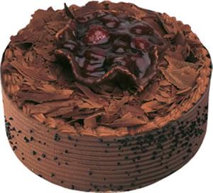 pasta satisi 4 ile 6 kisilik çikolatali yas pasta  Bayburt çiçek , çiçekçi , çiçekçilik