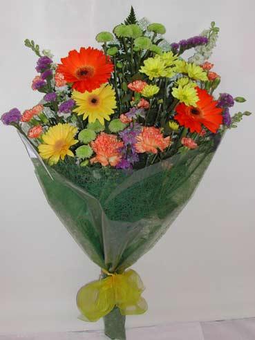 karisik kir çiçek buketi çiçek gönderimi  Bayburt cicekciler , cicek siparisi