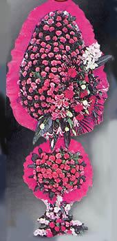 Dügün nikah açilis çiçekleri sepet modeli  Bayburt çiçekçi mağazası