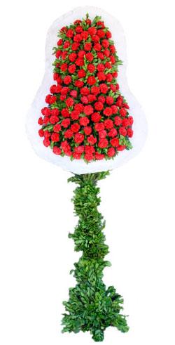 Dügün nikah açilis çiçekleri sepet modeli  Bayburt İnternetten çiçek siparişi