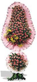 Dügün nikah açilis çiçekleri sepet modeli  Bayburt çiçekçi telefonları