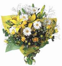 Bayburt ucuz çiçek gönder  Lilyum ve mevsim çiçekleri