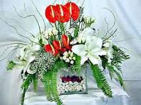 Bayburt çiçek mağazası , çiçekçi adresleri  Anthurim Kazablanka  gül