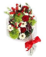 Kız arkadaşıma hediye mevsim demeti  Bayburt online çiçek gönderme sipariş