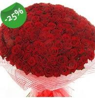 151 adet sevdiğime özel kırmızı gül buketi  Bayburt çiçek siparişi sitesi