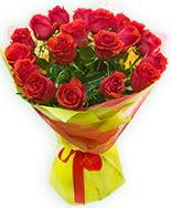 19 Adet kırmızı gül buketi  Bayburt çiçek siparişi vermek