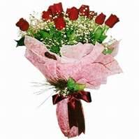 Bayburt çiçek siparişi sitesi  12 adet kirmizi kalite gül