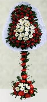 Bayburt internetten çiçek satışı  çift katlı düğün açılış çiçeği