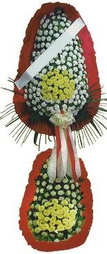 Çift katlı düğün açılış çiçeği  Bayburt çiçek servisi , çiçekçi adresleri