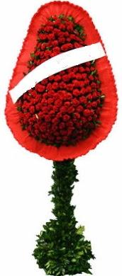 Tek katlı görsel düğün nikah açılış çiçeği  Bayburt çiçekçi mağazası