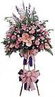 Bayburt güvenli kaliteli hızlı çiçek   Ferforje Pembe kazablanka