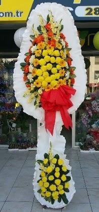 Çift katlı düğün nikah açılış çiçeği  Bayburt güvenli kaliteli hızlı çiçek