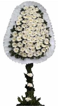 Tek katlı düğün nikah açılış çiçek modeli  Bayburt çiçek siparişi sitesi