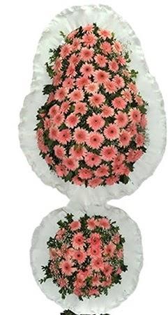 Çift katlı düğün nikah açılış çiçek modeli  Bayburt online çiçek gönderme sipariş