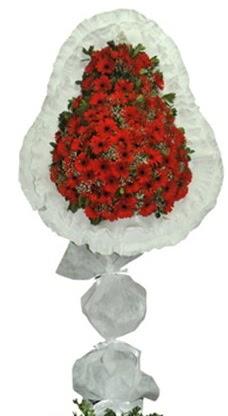 Tek katlı düğün nikah açılış çiçek modeli  Bayburt cicekciler , cicek siparisi