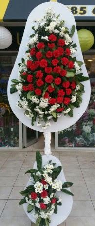 2 katlı nikah çiçeği düğün çiçeği  Bayburt çiçek gönderme