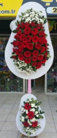 Çift katlı düğün nikah işyeri açılış çiçeği  Bayburt İnternetten çiçek siparişi