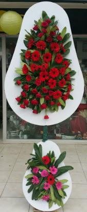 Çift katlı düğün nikah açılış çiçek modeli  Bayburt internetten çiçek siparişi