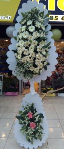 Çift katlı düğün nikah açılış çiçeği  Bayburt çiçekçi telefonları