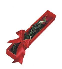 Bayburt çiçek online çiçek siparişi  tek kutu gül sade ve sik