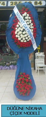 Düğüne nikaha çiçek modeli  Bayburt çiçek satışı