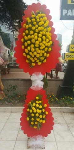 Düğün nikah açılış çiçek modeli  Bayburt çiçek siparişi sitesi