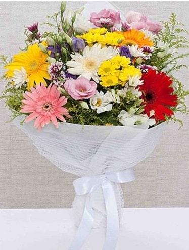 Karışık Mevsim Buketleri  Bayburt ucuz çiçek gönder
