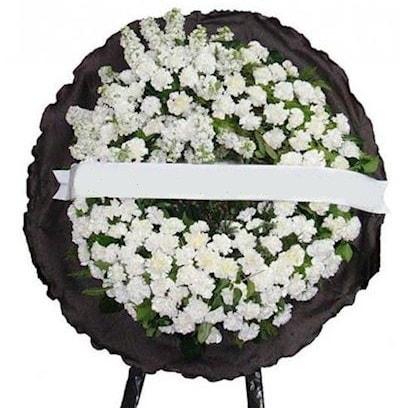 Cenaze çelengi çiçeği modelleri  Bayburt internetten çiçek satışı